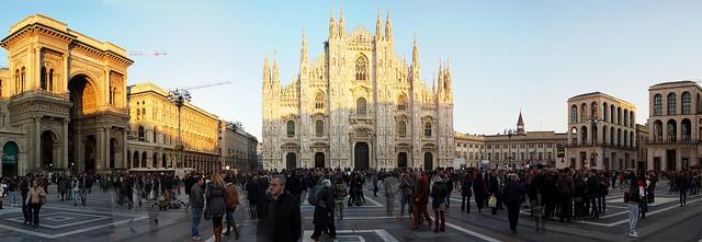 29 giugno, Milano