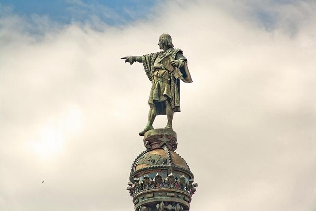 Colombo e' nella nostra storia, ma gli italoamericani hanno bisogno di un simbolo unificante