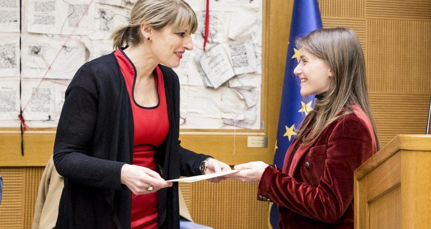 Premio Jo Cox. I giovani e l'Europa di domani